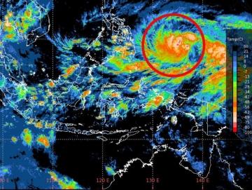 Badai Tropis Membayangi 30 Daerah BPBD Mentawai Terus Memantau