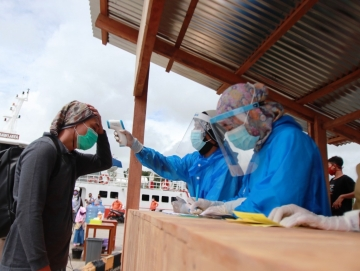 Relawan Nakes Covid-19 Mentawai Belum Terima Gaji Sejak Januari 2021